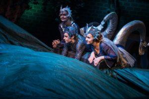 Spektakl dla dzieci na podstawie Baśni cygańskich Jerzego Ficowskiego w Teatrze Polskim w Warszawie