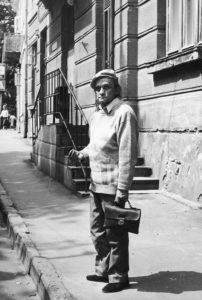 W Drohobyczu, rok 1988, fot. autor nieznany