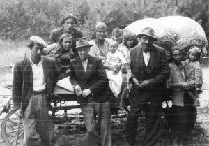 Z archiwum Jerzego Ficowskiego, fot autor nieznany