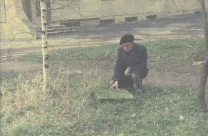 Z archiwum Jerzego Ficowskiego, fot. autor nieznany